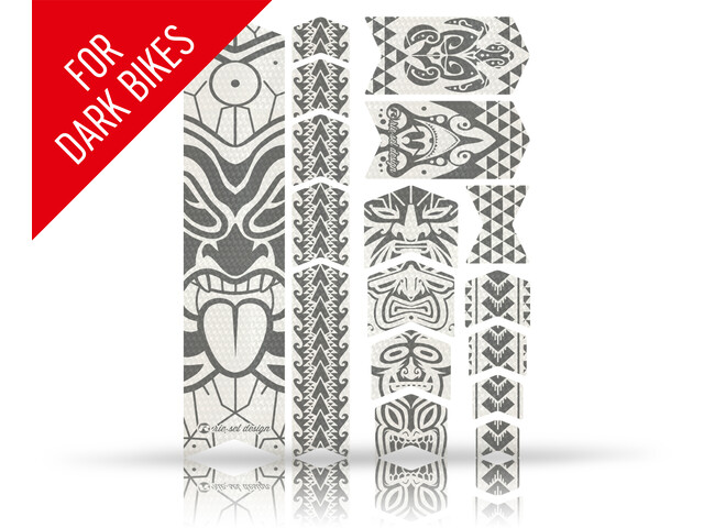 Riesel Design frame:TAPE 3000 maori grey